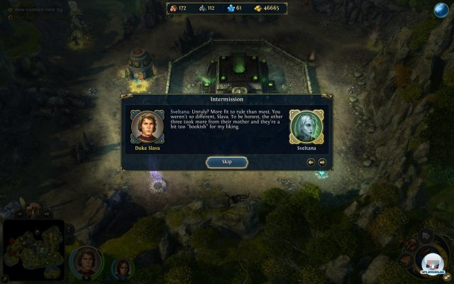 Screenshot - Might & Magic Heroes VI (PC) 2239383