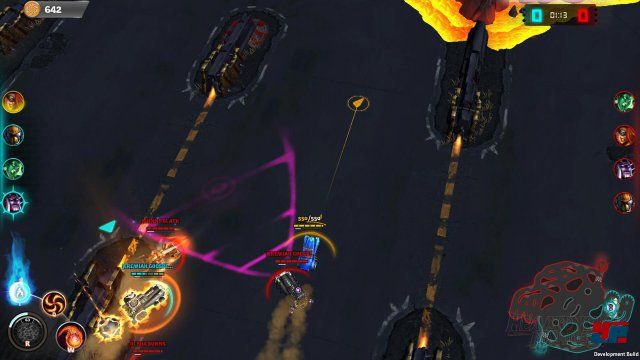 Screenshot - Heavy Metal Machines (PC) 92531305