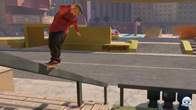 Screenshot - Tony Hawk's Pro Skater HD (360)