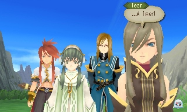 Screenshot - Tales of the Abyss (3DS) 2250502