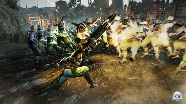 Screenshot - Dynasty Warriors 8 (PlayStation3) 92433887