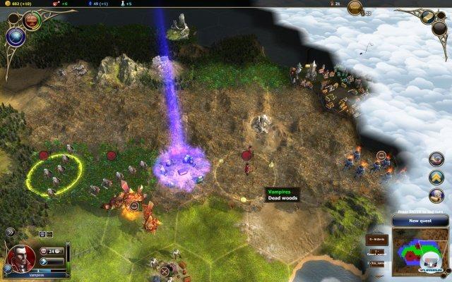Screenshot - Warlock: Master of the Arcane (PC) 2310452
