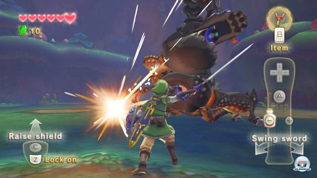 Screenshot - The Legend of Zelda: Skyward Sword (Wii) 2243394