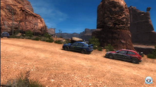 Screenshot - Sega Rally Online Arcade (360) 2223759