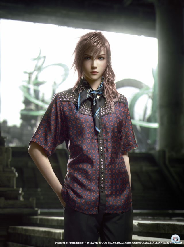 Screenshot - Final Fantasy XIII-2 (360) 2336977
