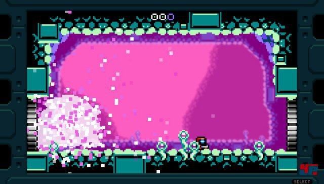 Screenshot - Xeodrifter (PS_Vita)