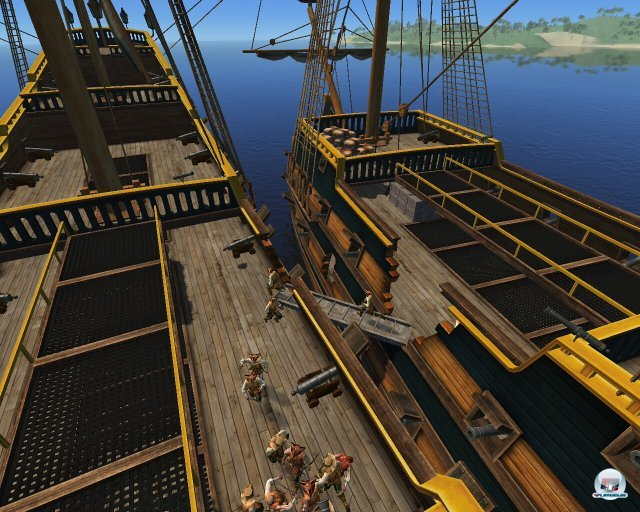 Screenshot - Caribbean! (PC) 2372682
