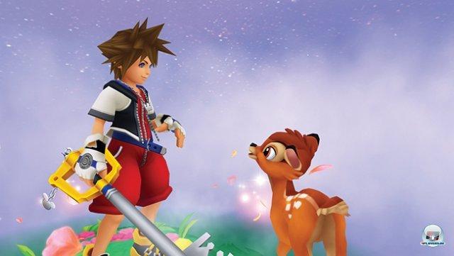 Screenshot - Kingdom Hearts 1.5 HD Remix  (PlayStation3) 92433117