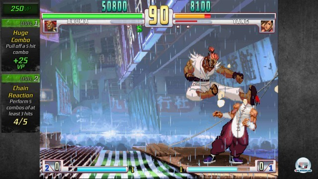 Screenshot - Street Fighter III: 3rd Strike (360)