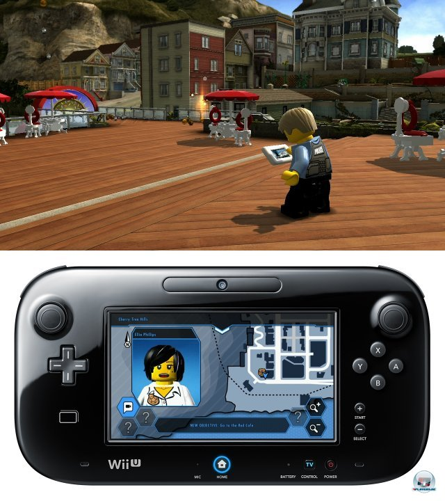 Screenshot - Lego City: Undercover (Wii_U) 2366087