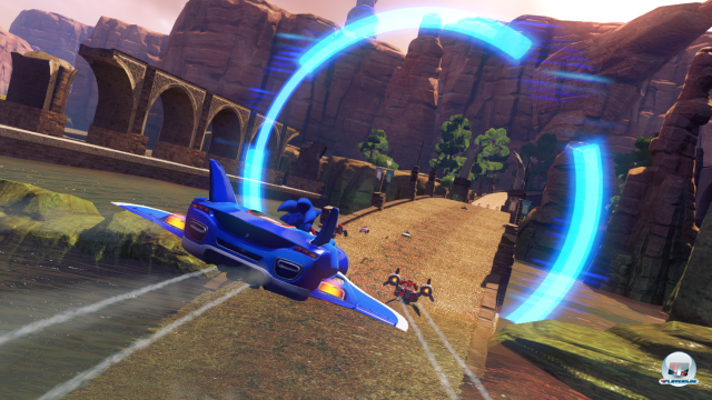 Screenshot - Sonic & All-Stars Racing Transformed (360) 2346257