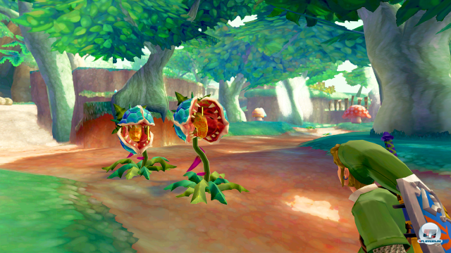 Screenshot - The Legend of Zelda: Skyward Sword (Wii) 2243429