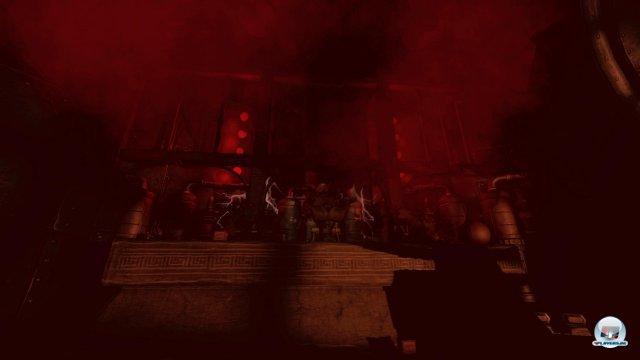 Screenshot - Amnesia: A Machine for Pigs (PC)