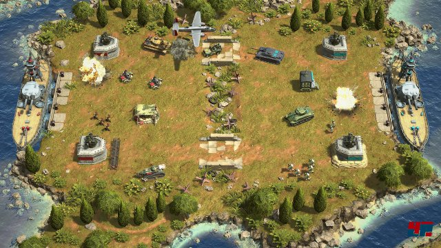 Screenshot - Battle Islands: Commanders (PC)