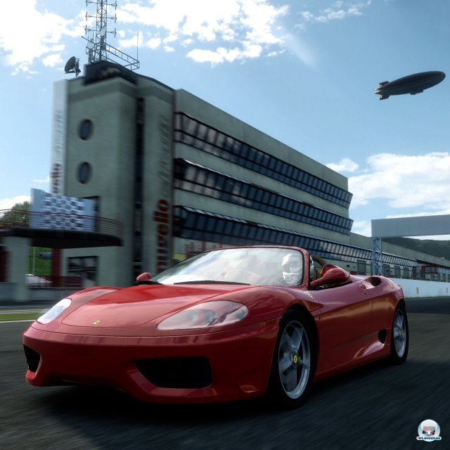 Screenshot - Test Drive Ferrari Racing Legends (360) 2318037