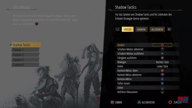 Screenshot - Shadow Tactics: Blades of the Shogun (PS4)