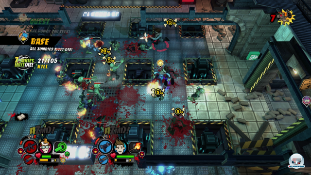 Screenshot - All Zombies Must Die! (PC) 2248192