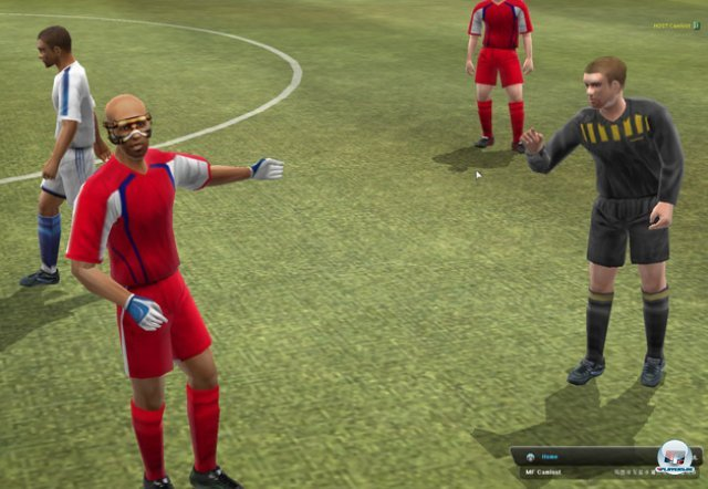 Screenshot - Real Soccer (PC)