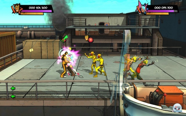 Screenshot - Lucha Fury (360) 2234827