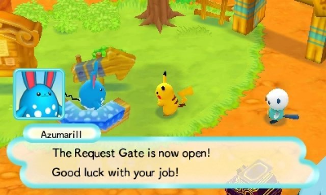 Screenshot - Pokémon Mystery Dungeon: Portale in die Unendlichkeit (3DS) 92457652