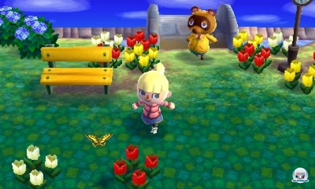 Screenshot - Animal Crossing 3DS (3DS) 2266002