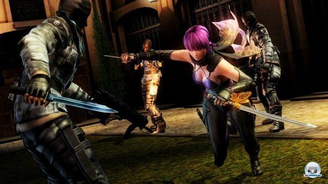 Screenshot - Ninja Gaiden 3 - Razor's Edge (Wii_U) 92416817