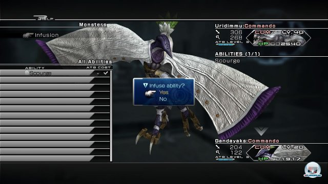Screenshot - Final Fantasy XIII-2 (PlayStation3) 2288417