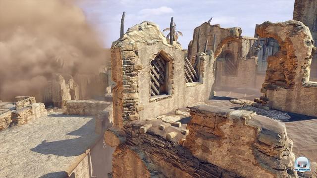 Screenshot - Uncharted 3: Drake's Deception (PlayStation3) 2245642
