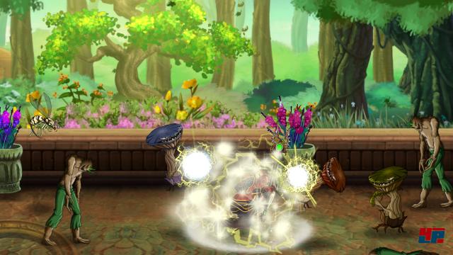Screenshot - Dungeon Punks: Tag Team Brawler RPG (PC) 92530613
