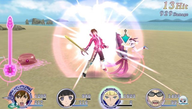Screenshot - Tales of Hearts (PS_Vita) 92427282