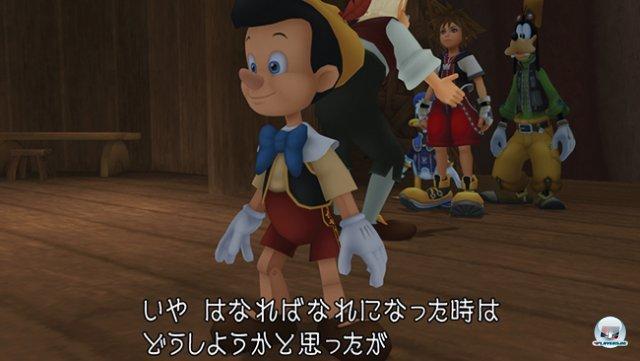 Screenshot - Kingdom Hearts 1.5 HD Remix  (PlayStation3) 92433012