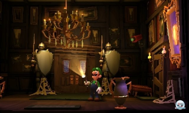 Screenshot - Luigi's Mansion 2 (3DS) 2266092