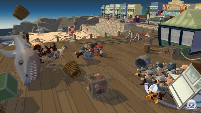 Screenshot - When Vikings Attack! (PlayStation3) 2393662
