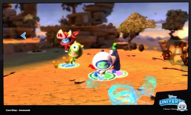 Screenshot - Disney Universe (PC) 2247637