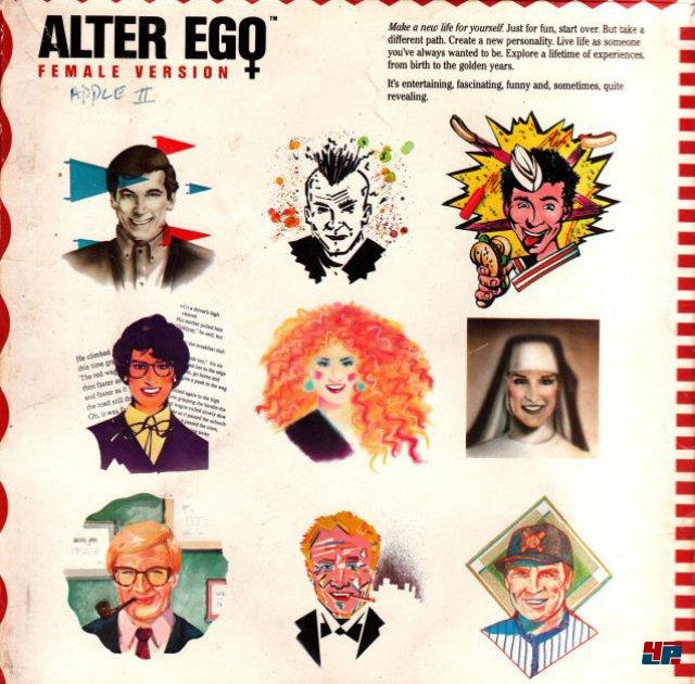Alter Ego erschien 1986 und gilt als der Vorläufer der Lebenssimulationen à la Sims.