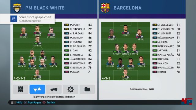 Screenshot - Pro Evolution Soccer 2019 (PC) 92573356
