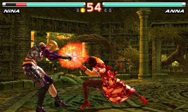 Screenshot - Tekken 3D Prime Edition (3DS) 2281187