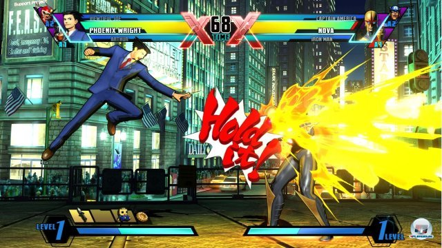 Screenshot - Ultimate Marvel vs. Capcom 3 (360) 2276982
