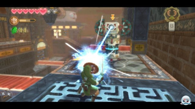 Screenshot - The Legend of Zelda: Skyward Sword (Wii)