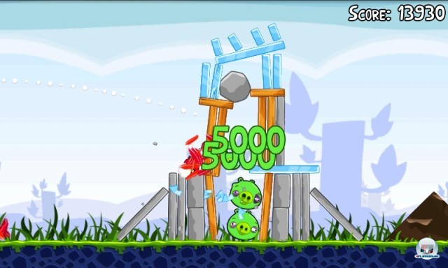 Screenshot - Angry Birds (Android)