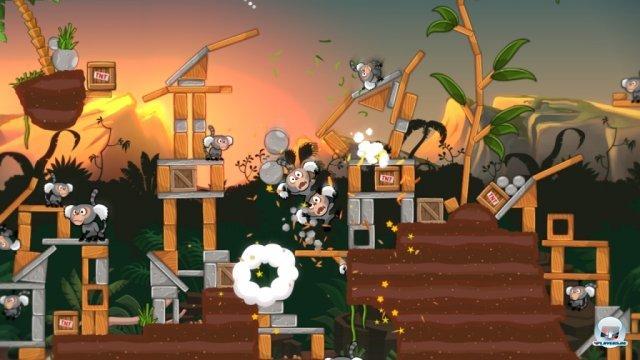 Screenshot - Angry Birds Trilogy (360) 2375992