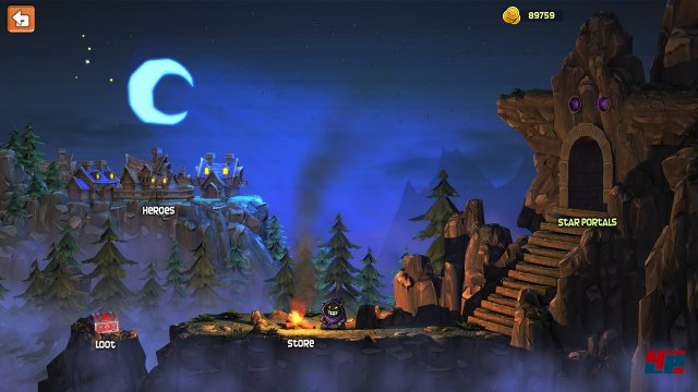 Screenshot - Dungeon Stars (PC)