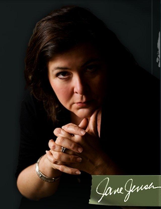 Jane Jensen, Designerin von Mystery-Adventures. 92457010
