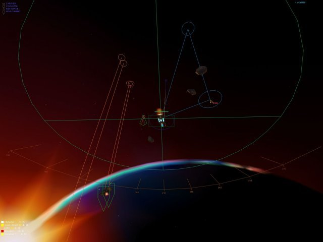 Screenshot - Homeworld (PC)
