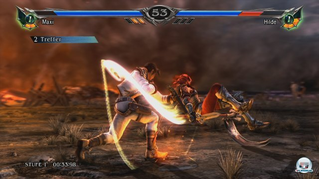 Screenshot - Soul Calibur V (360)