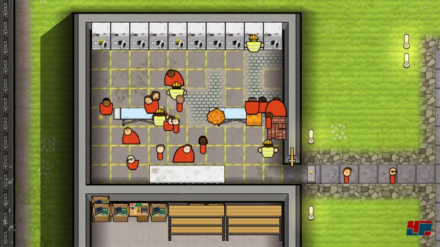 Screenshot - Prison Architect (PS4) 92528906