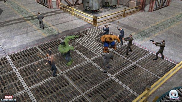Screenshot - Marvel Heroes (PC) 2390062