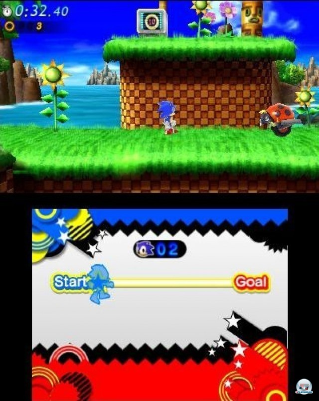 Screenshot - Sonic Generations (3DS) 2235667