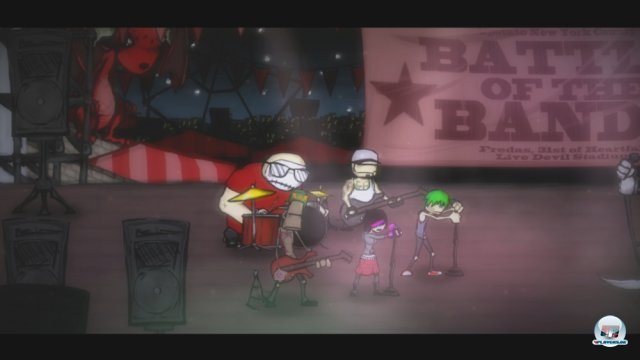 Battle of the Bands: Charlies Combo stellt sich dem höllischen Rachedurst ihres Ex-Kollegen.