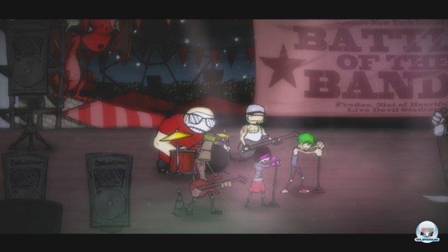 Battle of the Bands: Charlies Combo stellt sich dem h�llischen Rachedurst ihres Ex-Kollegen.
